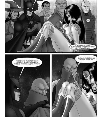 Justice League – Forsaken Souls comic porn sex 051