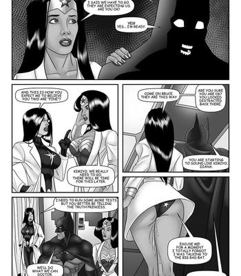 Justice League – Forsaken Souls comic porn sex 054