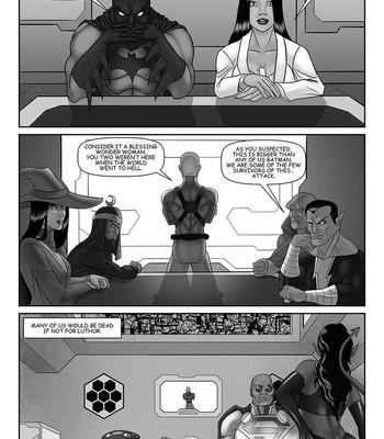 Justice League – Forsaken Souls comic porn sex 057