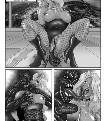Justice League – Forsaken Souls comic porn sex 059