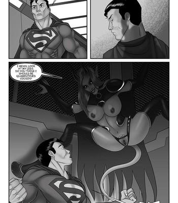 Justice League – Forsaken Souls comic porn sex 078