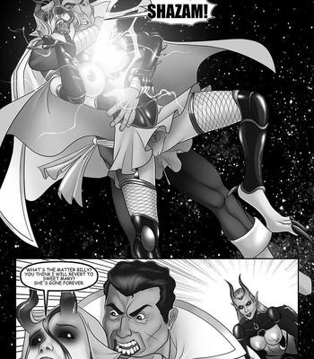 Justice League – Forsaken Souls comic porn sex 087