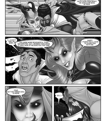 Justice League – Forsaken Souls comic porn sex 088