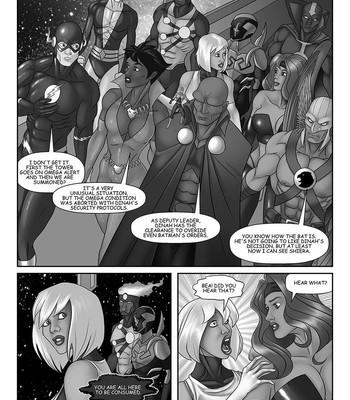 Justice League – Forsaken Souls comic porn sex 090
