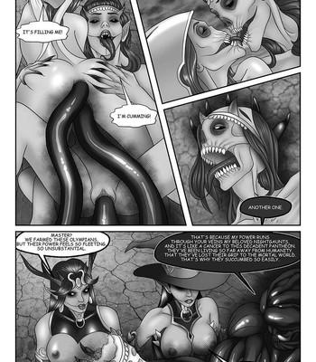 Justice League – Forsaken Souls comic porn sex 109