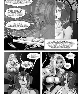 Justice League – Forsaken Souls comic porn sex 113