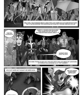 Justice League – Forsaken Souls comic porn sex 117