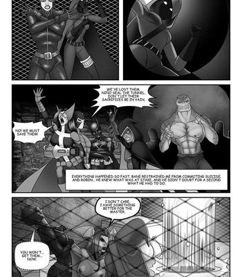 Justice League – Forsaken Souls comic porn sex 118