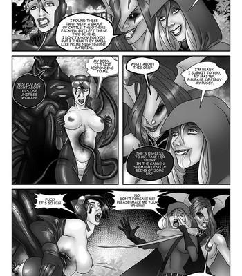 Justice League – Forsaken Souls comic porn sex 124