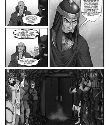 Justice League – Forsaken Souls comic porn sex 127