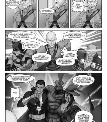 Justice League – Forsaken Souls comic porn sex 129