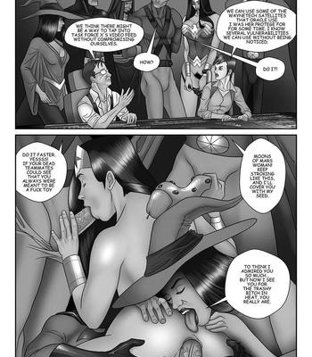 Justice League – Forsaken Souls comic porn sex 142