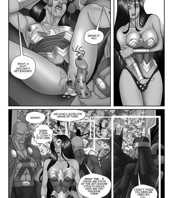 Justice League – Forsaken Souls comic porn sex 143