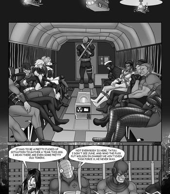 Justice League – Forsaken Souls comic porn sex 147