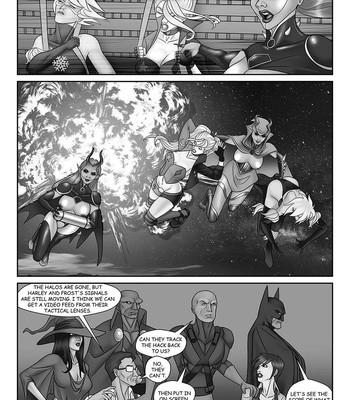 Justice League – Forsaken Souls comic porn sex 151