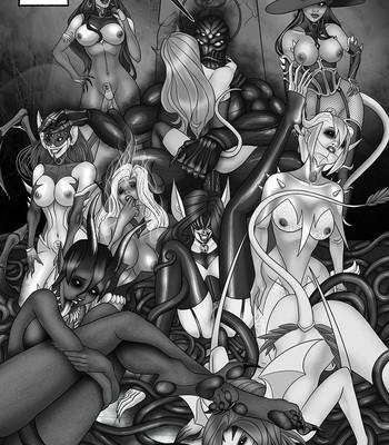 Justice League – Forsaken Souls comic porn sex 153