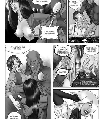 Justice League – Forsaken Souls comic porn sex 155