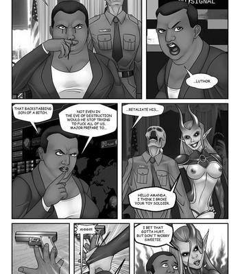 Justice League – Forsaken Souls comic porn sex 170