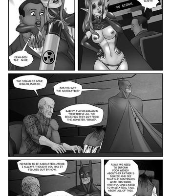 Justice League – Forsaken Souls comic porn sex 171