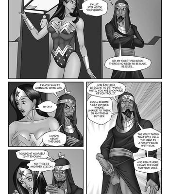 Justice League – Forsaken Souls comic porn sex 172
