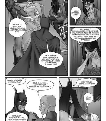 Justice League – Forsaken Souls comic porn sex 178