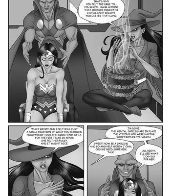 Justice League – Forsaken Souls comic porn sex 181