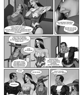 Justice League – Forsaken Souls comic porn sex 184