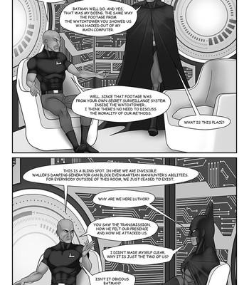 Justice League – Forsaken Souls comic porn sex 185