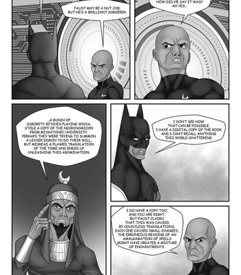 Justice League – Forsaken Souls comic porn sex 187