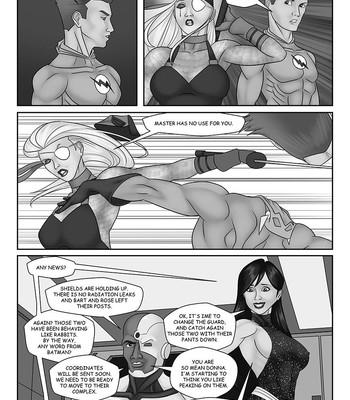 Justice League – Forsaken Souls comic porn sex 194