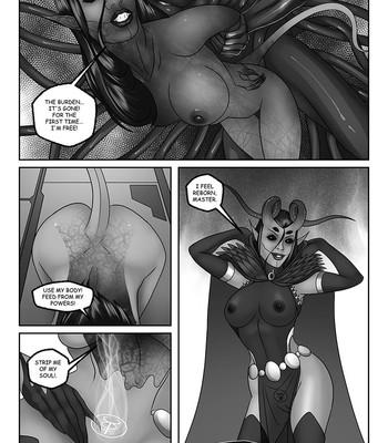 Justice League – Forsaken Souls comic porn sex 229