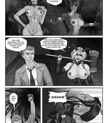 Justice League – Forsaken Souls comic porn sex 237