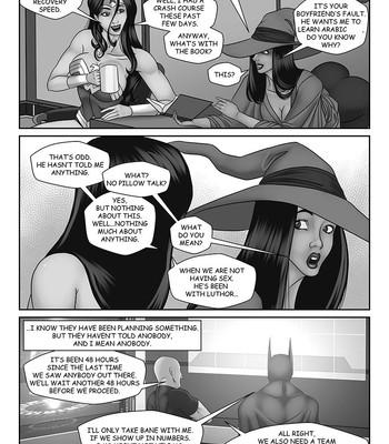 Justice League – Forsaken Souls comic porn sex 261