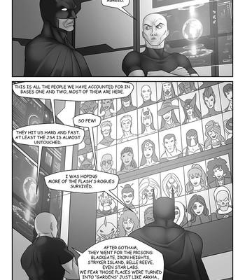 Justice League – Forsaken Souls comic porn sex 262