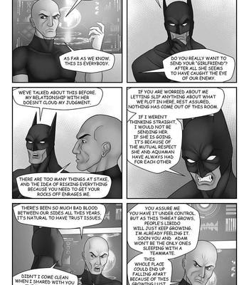 Justice League – Forsaken Souls comic porn sex 263