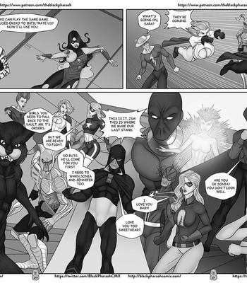 Justice League – Forsaken Souls comic porn sex 268