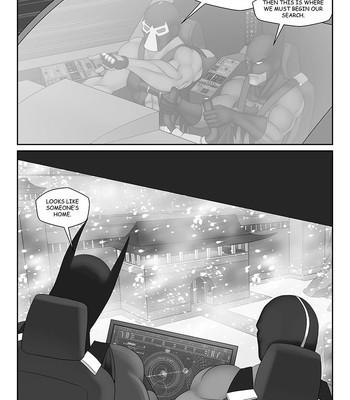 Justice League – Forsaken Souls comic porn sex 305