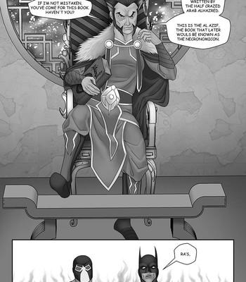Justice League – Forsaken Souls comic porn sex 307