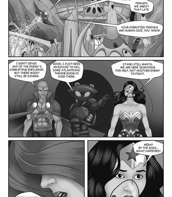 Justice League – Forsaken Souls comic porn sex 308