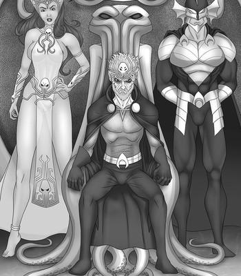 Justice League – Forsaken Souls comic porn sex 309