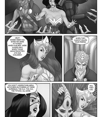 Justice League – Forsaken Souls comic porn sex 311
