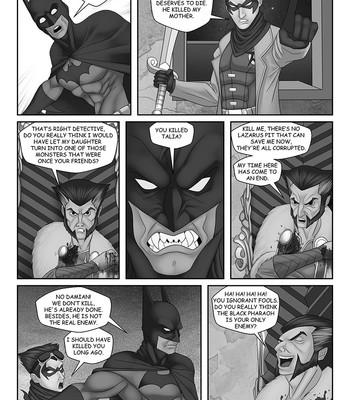 Justice League – Forsaken Souls comic porn sex 312