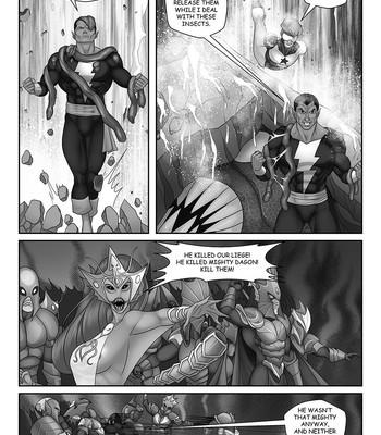 Justice League – Forsaken Souls comic porn sex 321