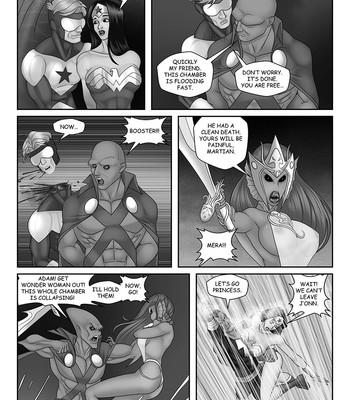 Justice League – Forsaken Souls comic porn sex 322