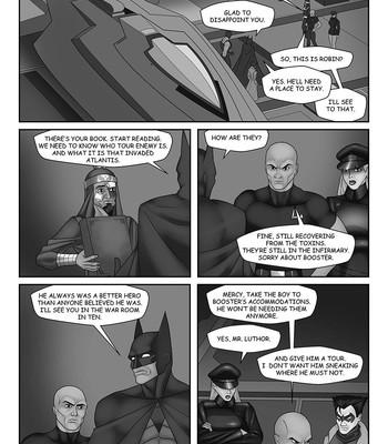 Justice League – Forsaken Souls comic porn sex 325