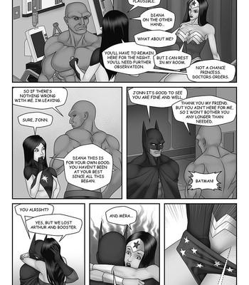 Justice League – Forsaken Souls comic porn sex 326