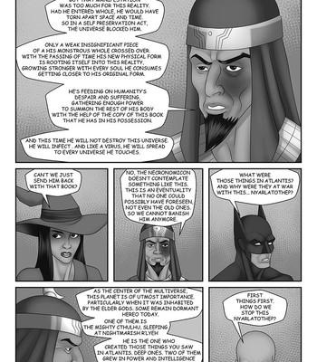 Justice League – Forsaken Souls comic porn sex 329