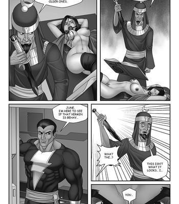 Justice League – Forsaken Souls comic porn sex 341