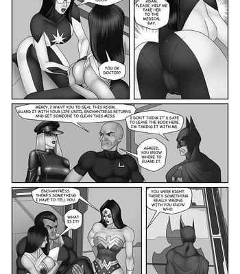 Justice League – Forsaken Souls comic porn sex 344