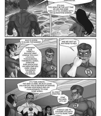 Justice League – Forsaken Souls comic porn sex 352